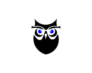 owl bird logo