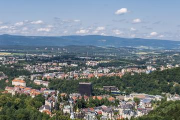 Karlovy Vary - Mountains