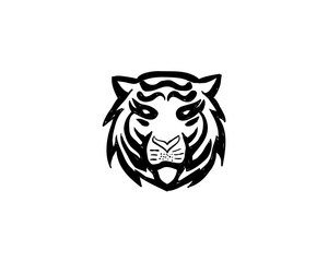 tiger animal logo