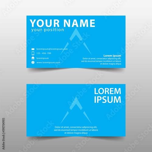 Modern business card template modern simple business card set modern business card template modern simple business card set colourmoves