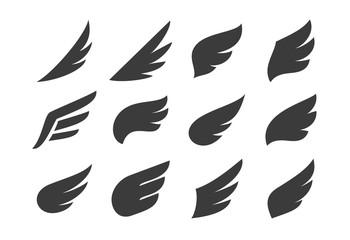 Logo Style Wings
