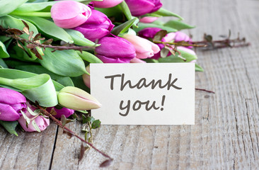 Thank you / 