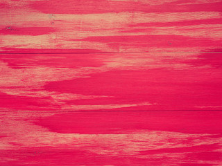 Red rustic wooden texture, flat tone style