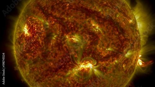 nasa sun video - HD2000×1126