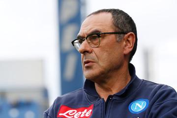 Serie A - U.S Sassuolo vs Napoli