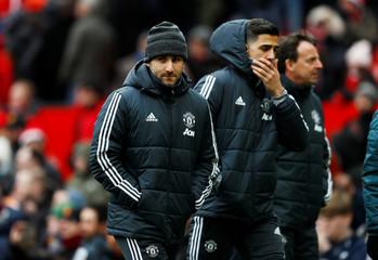 Premier League - Manchester United vs Swansea City