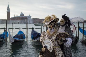 Venice Carnival - The Masks