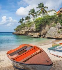 Lagun Beach  Curacao views