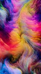 Colorful Paint Secrets