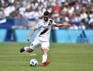 MLS: Los Angeles FC at Los Angeles Galaxy