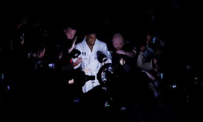 Anthony Joshua v Joseph Parker - World Heavyweight Title Unification Fight