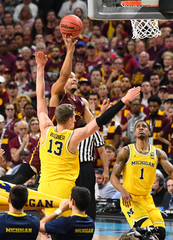 NCAA Basketball: Final Four-Loyola vs Michigan
