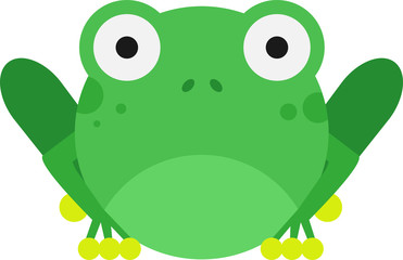Rounded Frog