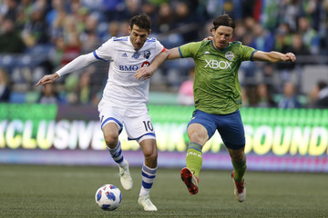 MLS: Montreal Impact at Seattle Sounders FC