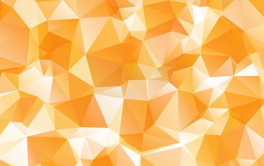 Light Orange Pattern. Seamless triangle Pattern. Geometric Pattern.Repeating pattern with triangle