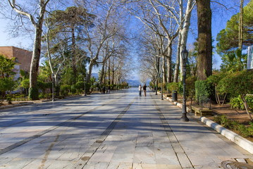 ロンダの公園