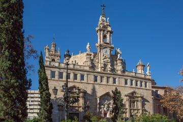 バレンシアのサントス・ファネス教会