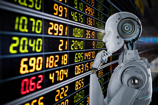 robot analyze stock