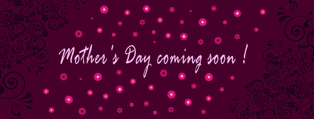Mother's days coming soon !
