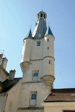 Château-Thierry, ville de l'Aisne, La Tour Balhan, France