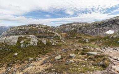 Kjerag Landscape