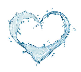 Heart of pure water.