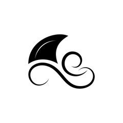 Fin Vector Icon