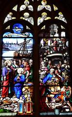 Pont Saint Pierre ; France - june 8 2017 : historical church