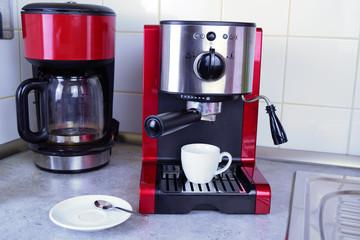 Kaffeemaschine - Espressomaschine
