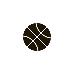 ball icon. sign design