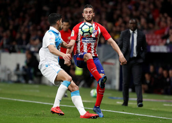 La Liga Santander - Atletico Madrid vs Deportivo de La Coruna