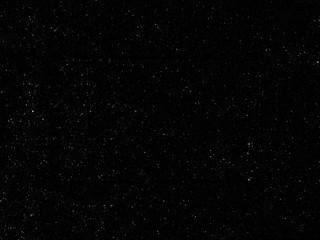 Starry sky, dark jet black night. Ideal background.