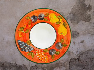Italian Serving Dish