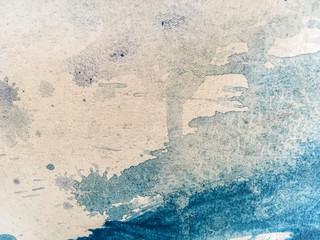 Closeup paint on canvas. Art background