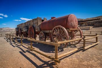 Twenty Mule Team Wagon - Death Valley