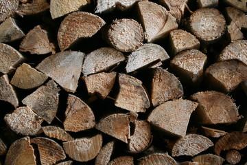 Holzstapel 1