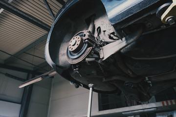 Car brake prepair