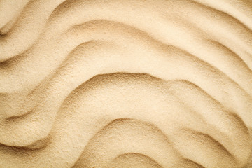 sand dunes as blank texture background