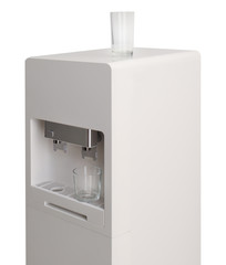 Office water cooler indoors