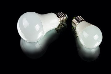 white innovation energy-saving LED bulb