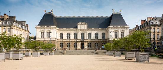 Brittany Parliament, France, Europe