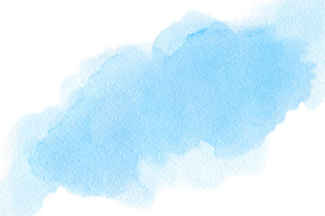 Abstract soft watercolor background.
