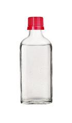 mała buteleczka z lekarstwem
