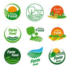 farm food logo