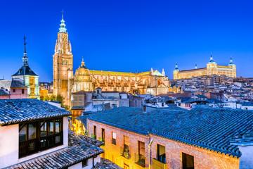 Fotomurales - Toledo, Castilla la Mancha, Spain