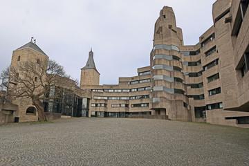 Altes Schloss in Bensberg, Verwaltung, Rathaus
