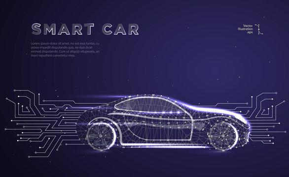 Autonomous car vehicle