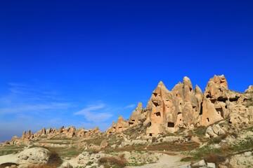 トルコの世界遺産、カッパドキア