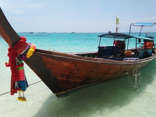 Tropical beach, Ko Phi Phi, Andaman Sea,Thailand