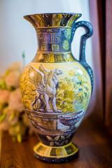 Ancient antique vase